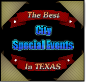 Alvarado City Business Directory Special Events